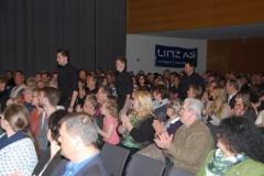 Absolventenkonzert mit dem BJBO Urfahr-Umgebung (Fotos: Blasmusikverband OÖ)