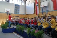 Jugendorchesterkonzert von Traberg, Zwettl und Oberneukirchen