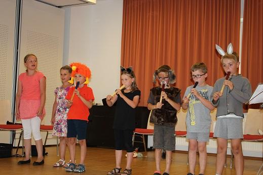 Flöten Abschlusskonzert