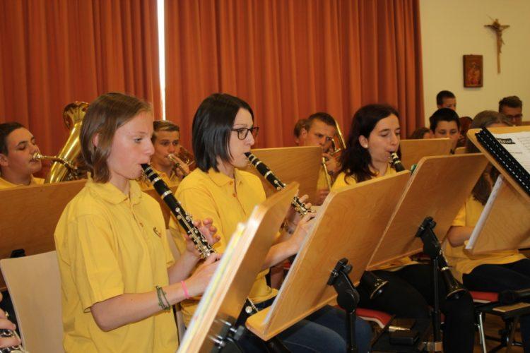 Erfolgreiches Jungmusikerkonzert