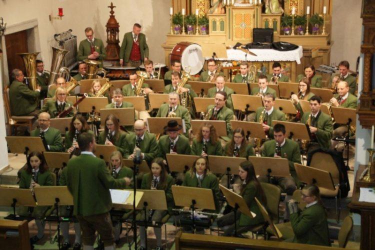 Glanzvoller Abschluss des Jubeljahres mit dem Kirchenkonzert